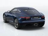 2021 Jaguar V8 R-Dynamic Auto 2-door (Blue) - Image: 3