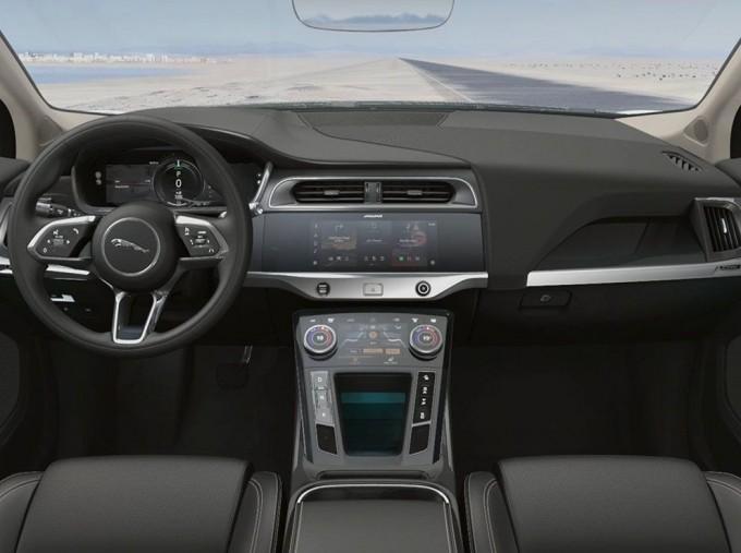 2021 Jaguar 90kWh SE Auto 4WD 5-door (Grey) - Image: 4
