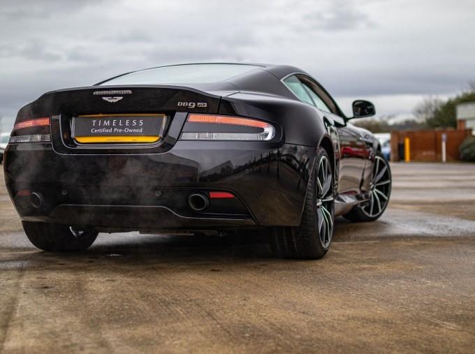 2016 Aston Martin 5.9 GT Touchtronic II 2-door (Black) - Image: 4