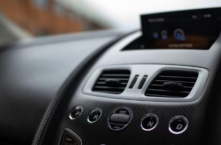 2016 Aston Martin 5.9 GT Touchtronic II 2-door (Black) - Image: 14