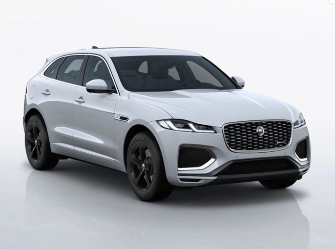 2021 Jaguar MHEV R-Dynamic S Auto 5-door (White) - Image: 1