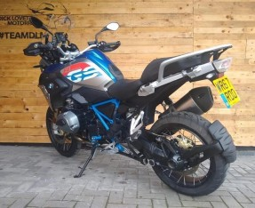 2017 BMW R1200GS Unlisted Unknown (Blue) - Image: 2