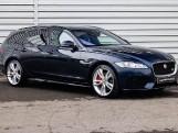 2020 Jaguar V6 S Sportbrake Auto 5-door (Blue) - Image: 1