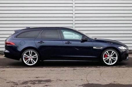 2020 Jaguar V6 S Sportbrake Auto 5-door (Blue) - Image: 5