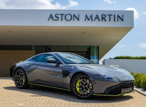 2020 Aston Martin Vantage AMR Coupe 2-door