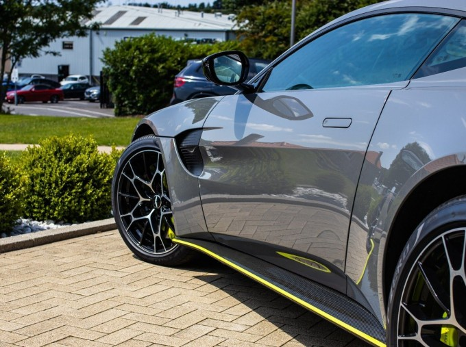 2020 Aston Martin V8 AMR Hero 2-door (Grey) - Image: 7