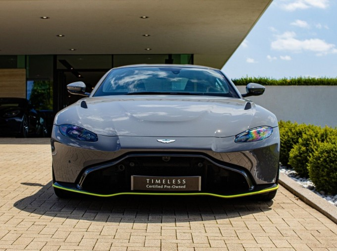 2020 Aston Martin V8 AMR Hero 2-door (Grey) - Image: 8
