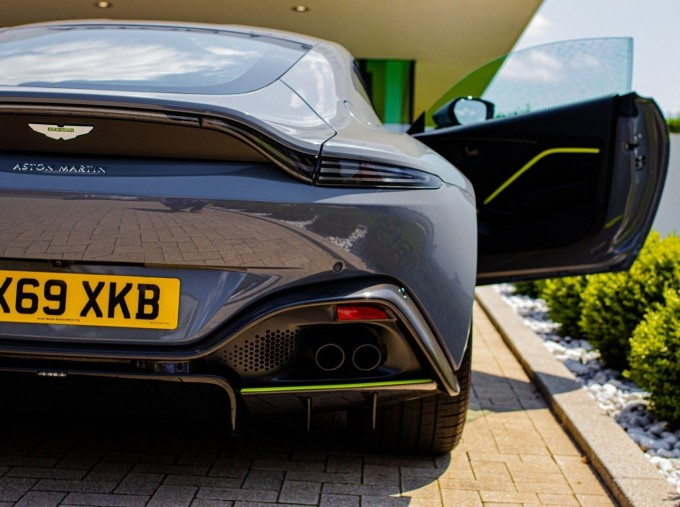 2020 Aston Martin V8 AMR Hero 2-door (Grey) - Image: 18
