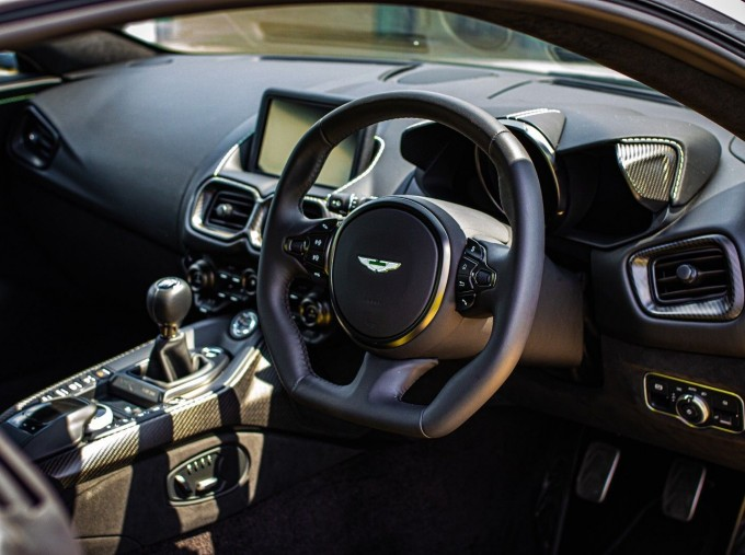 2020 Aston Martin V8 AMR Hero 2-door (Grey) - Image: 19