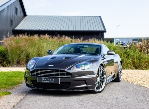 2010 Aston Martin DBS Coupe 2-door