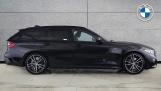 2020 BMW 320d M Sport Touring (Black) - Image: 3