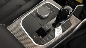 2020 BMW 320d M Sport Touring (Black) - Image: 10