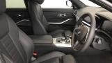 2020 BMW 320d M Sport Touring (Black) - Image: 11