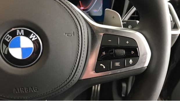 2020 BMW 320d M Sport Touring (Black) - Image: 18