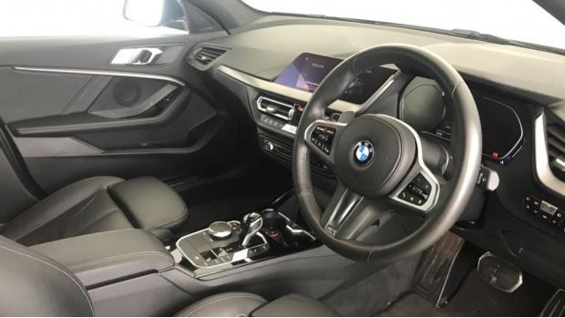 2020 BMW 118d M Sport (Grey) - Image: 6