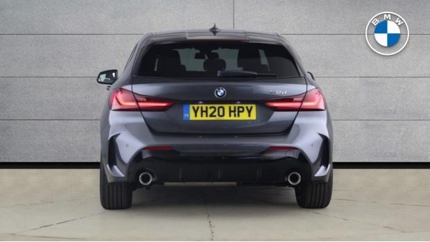 2020 BMW 118d M Sport (Grey) - Image: 15