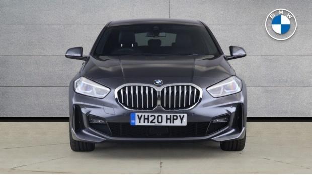 2020 BMW 118d M Sport (Grey) - Image: 16