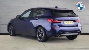 2020 BMW 120d xDrive Sport (Blue) - Image: 2