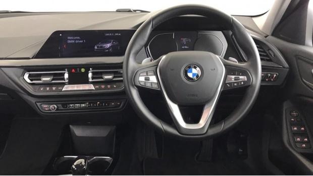 2020 BMW 120d xDrive Sport (Blue) - Image: 5