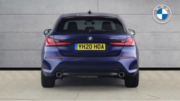 2020 BMW 120d xDrive Sport (Blue) - Image: 15