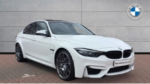 2018 BMW M3 Saloon Competition Package 4-door