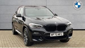 2020 BMW X3 xDrive20d M Sport 5-door