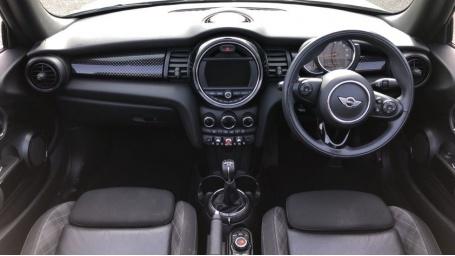 2017 MINI Cooper S Convertible (Silver) - Image: 4