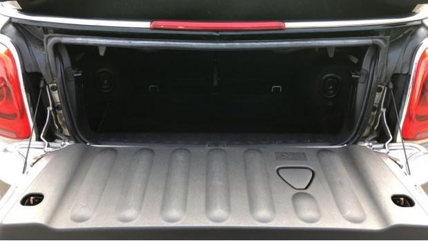 2017 MINI Cooper S Convertible (Silver) - Image: 13