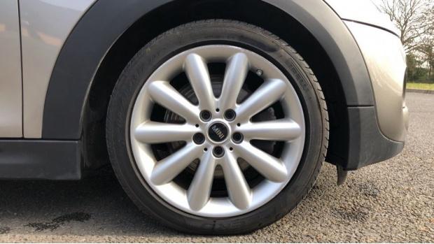 2017 MINI Cooper S Convertible (Silver) - Image: 14