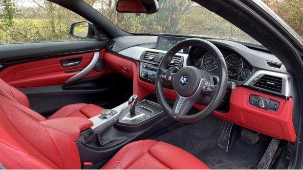 2019 BMW 430i M Sport Coupe Auto (Grey) - Image: 6