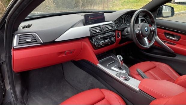 2019 BMW 430i M Sport Coupe Auto (Grey) - Image: 7