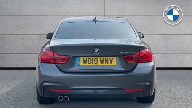 2019 BMW 430i M Sport Coupe Auto (Grey) - Image: 15