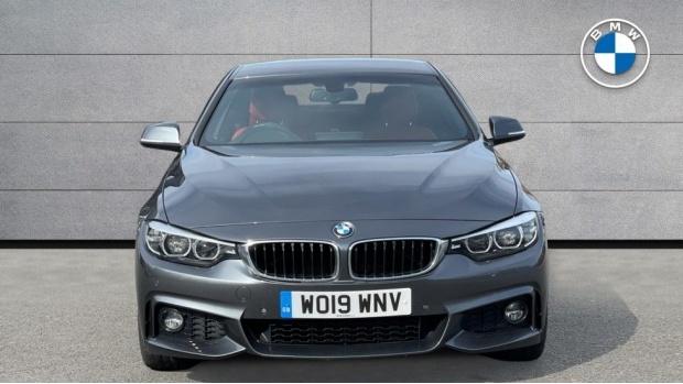 2019 BMW 430i M Sport Coupe Auto (Grey) - Image: 16