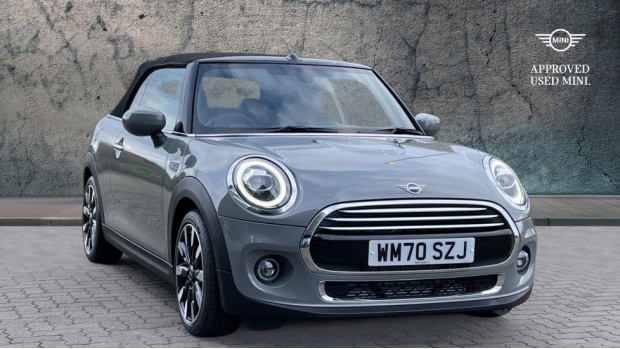 2021 MINI Cooper Exclusive (Grey) - Image: 1