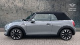 2021 MINI Cooper Exclusive (Grey) - Image: 3