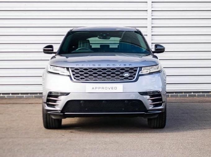 2019 Land Rover P300 R-Dynamic HSE Auto 4WD 5-door (Grey) - Image: 7