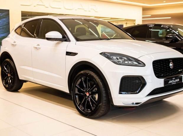 Reserve your 2021 Jaguar E-Pace R-Dynamic S 204PS Auto 5-door