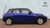 2021 MINI 5-door Cooper Classic (Blue) - Image: 3