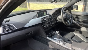 2017 BMW 420d M Sport Gran Coupe (Black) - Image: 7