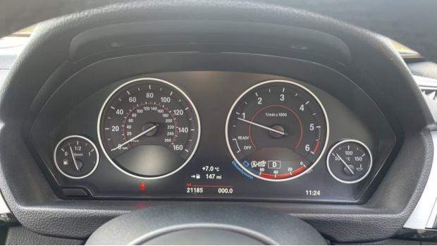 2017 BMW 420d M Sport Gran Coupe (Black) - Image: 9