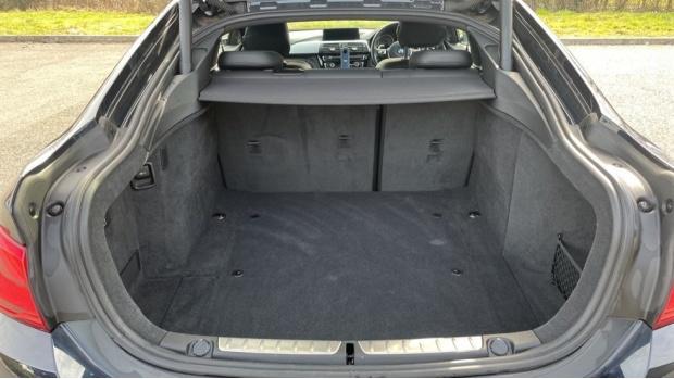 2017 BMW 420d M Sport Gran Coupe (Black) - Image: 13