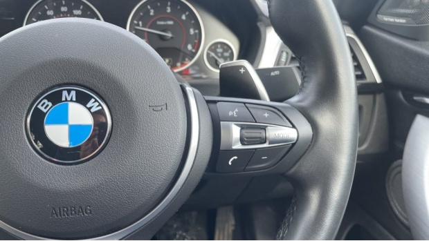 2017 BMW 420d M Sport Gran Coupe (Black) - Image: 18