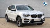 2018 BMW XDrive30d xLine (White) - Image: 1