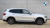 2018 BMW XDrive30d xLine (White) - Image: 3