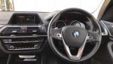 2018 BMW XDrive30d xLine (White) - Image: 5