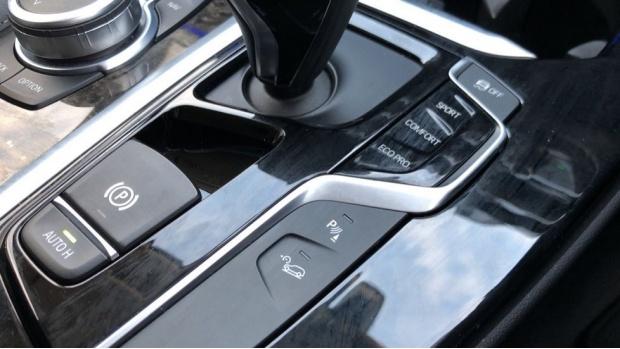 2018 BMW XDrive30d xLine (White) - Image: 19