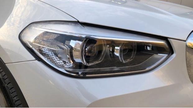 2018 BMW XDrive30d xLine (White) - Image: 22