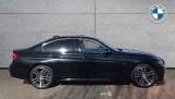 2017 BMW 335d xDrive M Sport Shadow Edition (Black) - Image: 3