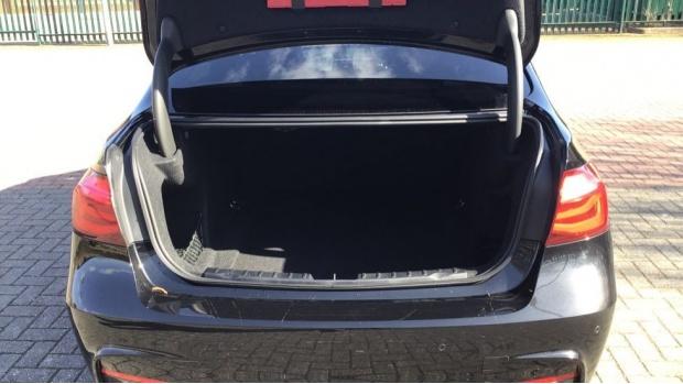 2017 BMW 335d xDrive M Sport Shadow Edition (Black) - Image: 13
