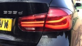 2017 BMW 335d xDrive M Sport Shadow Edition (Black) - Image: 22
